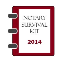 Notary Survival Kit